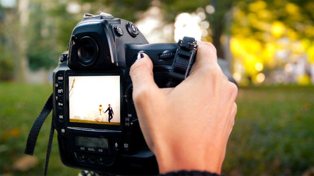 Фотографирование на зеркалку для начинающих