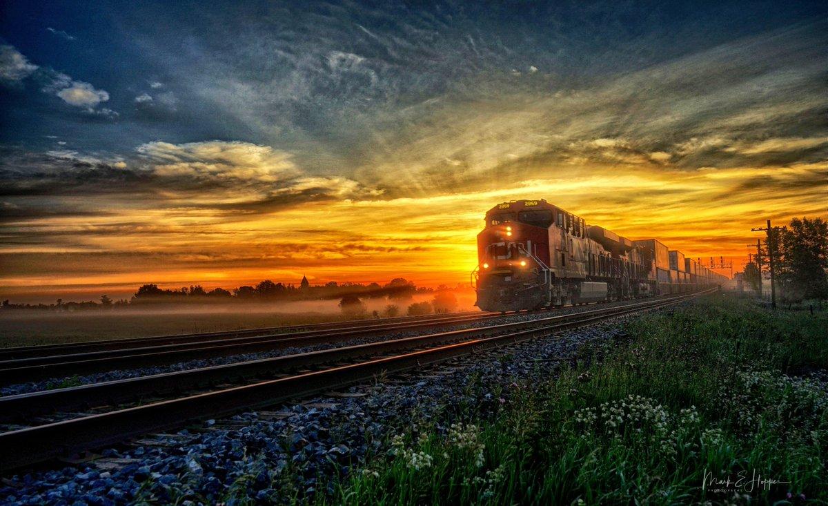 упражнения картинки поезда на закате через
