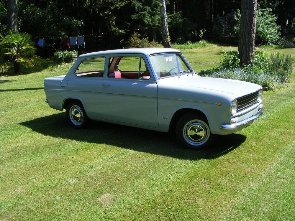 Uk Classic Cars On Twitter Ebay Very Rare 1966 Italian Ford Anglia 105e Torino Https T Co Kts40gzy3e
