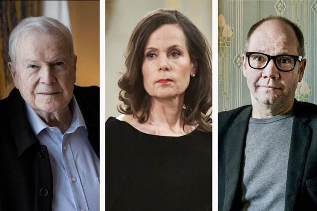 Stor nyhet: Kjell Espmark, Sara Danius och Peter Englund återvänder för att hjälpa Svenska Akademien