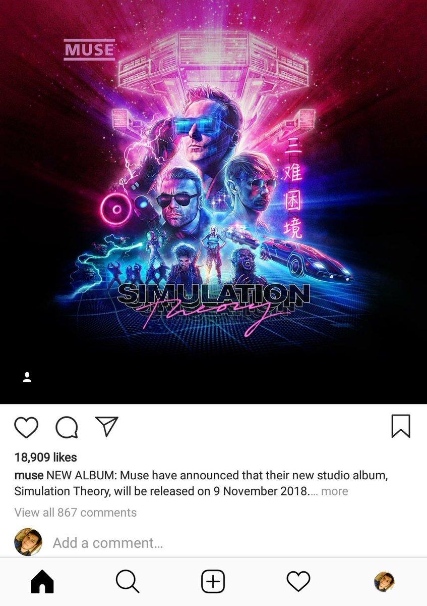 "Muse >> álbum ""Simulation Theory"" Dl2xG2tU8AcysrG"