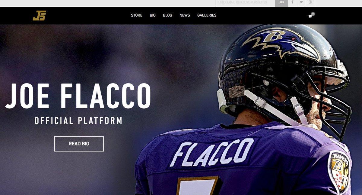 big sale 3e6f8 b23a9 Joe Flacco on Twitter: