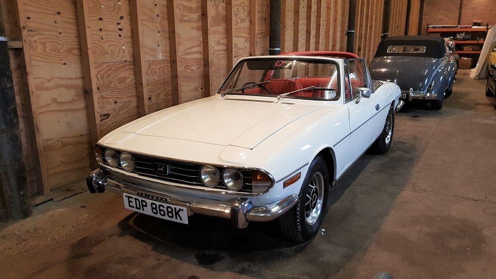 Uk Classic Cars On Twitter Ebay 1972 Triumph Stag Mk1 Https T Co 9v1dfvai3v