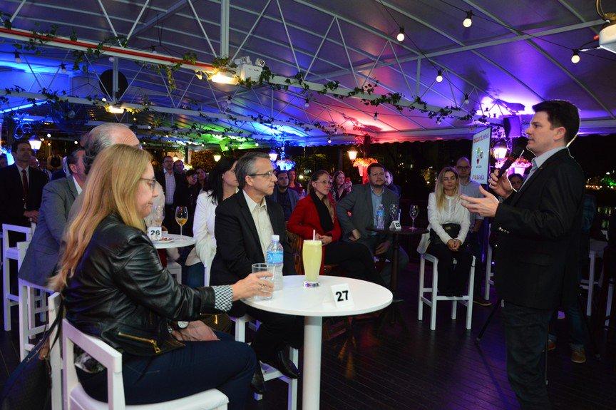 SBT SC promove encontro com mercado publicitário em Blumenau #AcontecendoAqui #sbtsc #sbtsantacatarina #blumenau #oktoberfest2018  http://acontecen.do/1h6q
