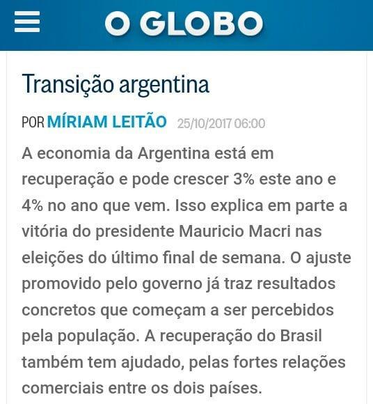 o que @MiriamLeitaoCom dizia da argentina e o que ela virou hoje e a mídia comercial brasileira esconde: pão pela hora da morte, só perde pra venezuela em inflação, dólar disparado, risco-país maior do que na época da dilma e macri de pires na mão no FMI  https://t.co/ovXK990UNG