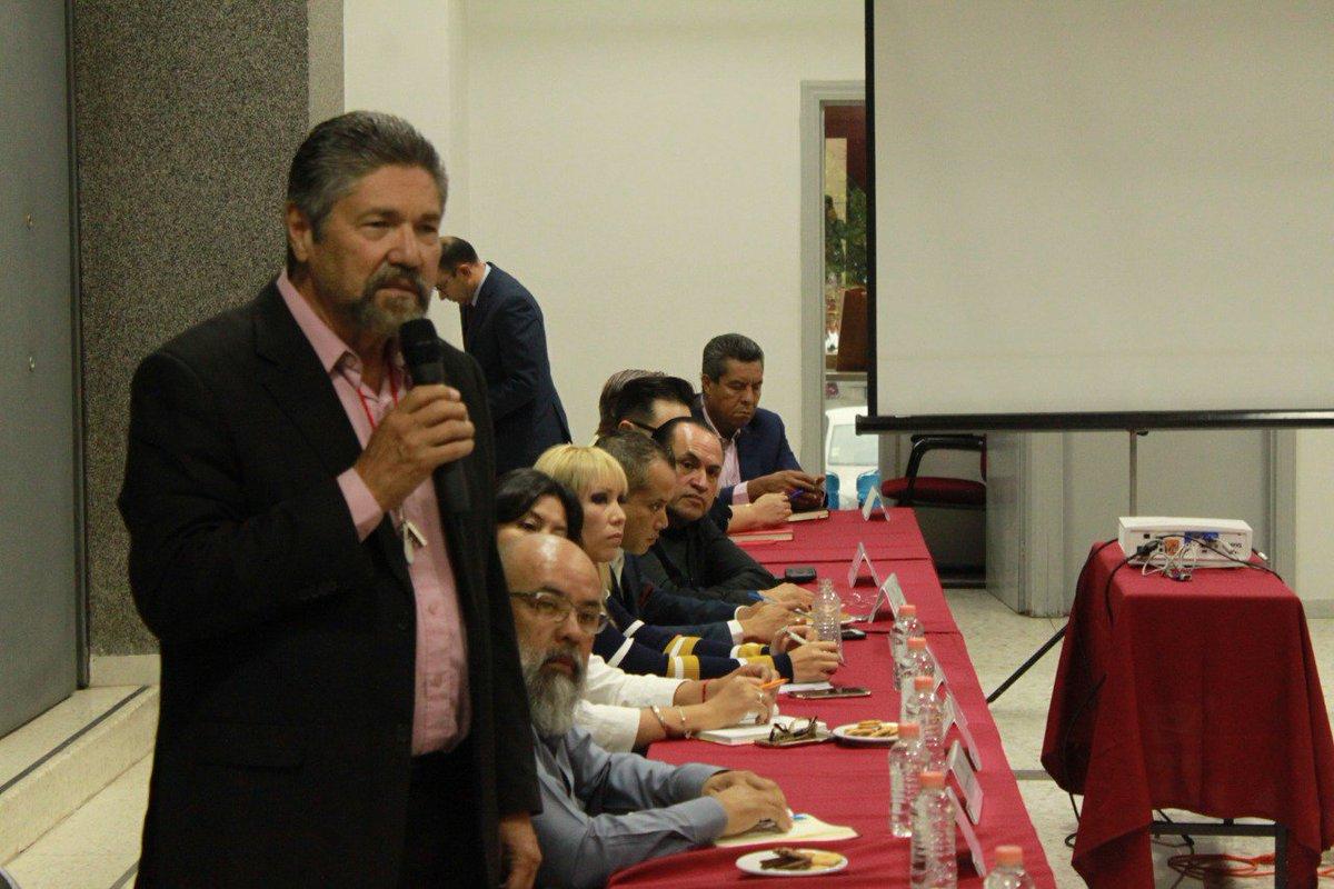 En esta actividad también estuvieron el Coordinador de Administración, Roberto Calderón Martínez y la Coordinadora General, Yesenia Galván Beltrán, quienes apoyarán para mejorar las situaciones expuestas esta mañana.