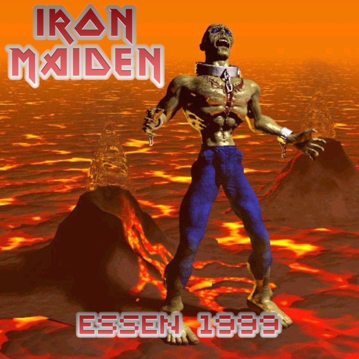 Iron Maiden Bootlegs on Twitter: