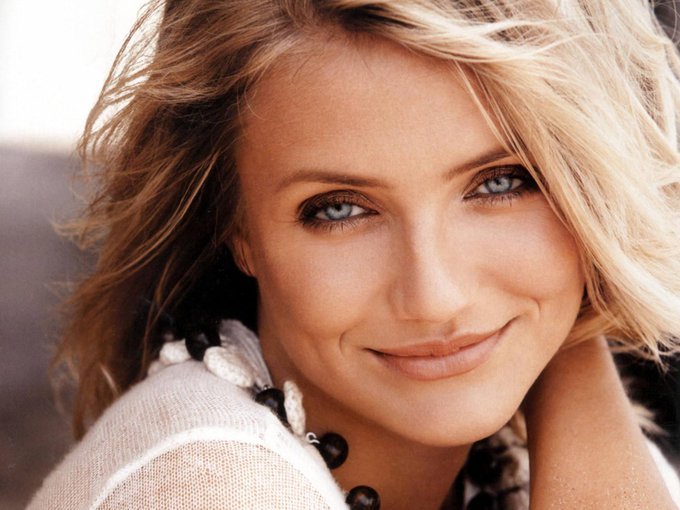 Happy Birthday-Cameron Diaz