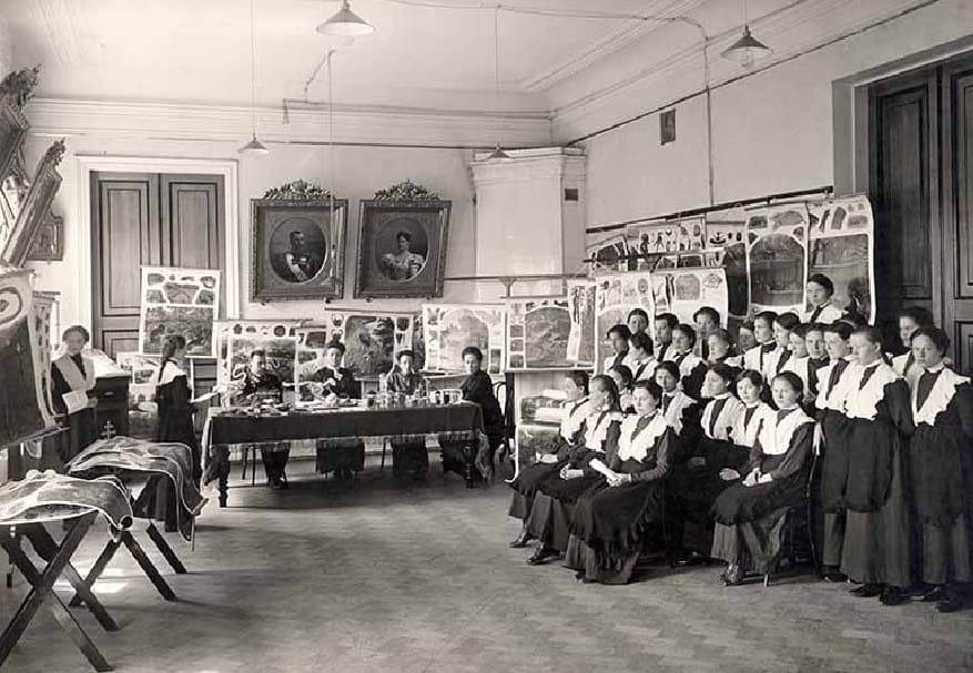 картинки первые школ в россии картинки если