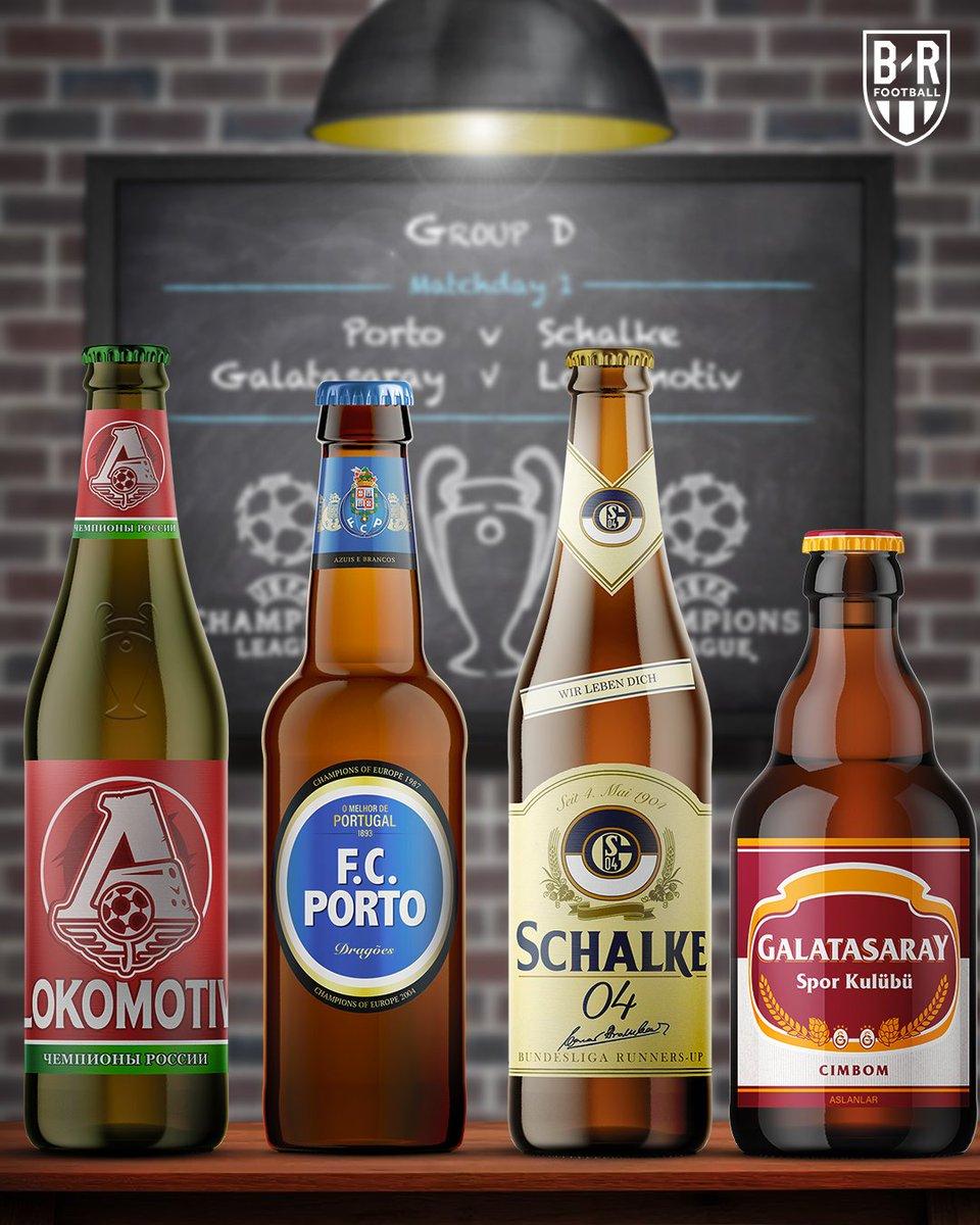 Champions League 2018/19 | Group D Dl3P6g0X0AEOAkk