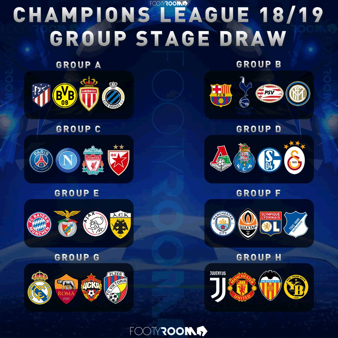 2018 19 Ongoing Champions And Europa Leagues Thread Journal Star