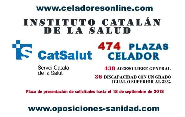 Convocatoria de 474 plazas de Celadores/as del I.C.S. - Instituto Catalán de la Salud... Dl3PU_EXgAUBu2n