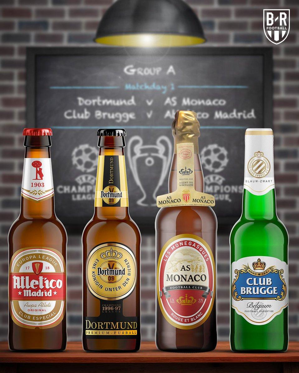 Champions League 2018/19 | Group A Dl3PYiiXsAEKBai