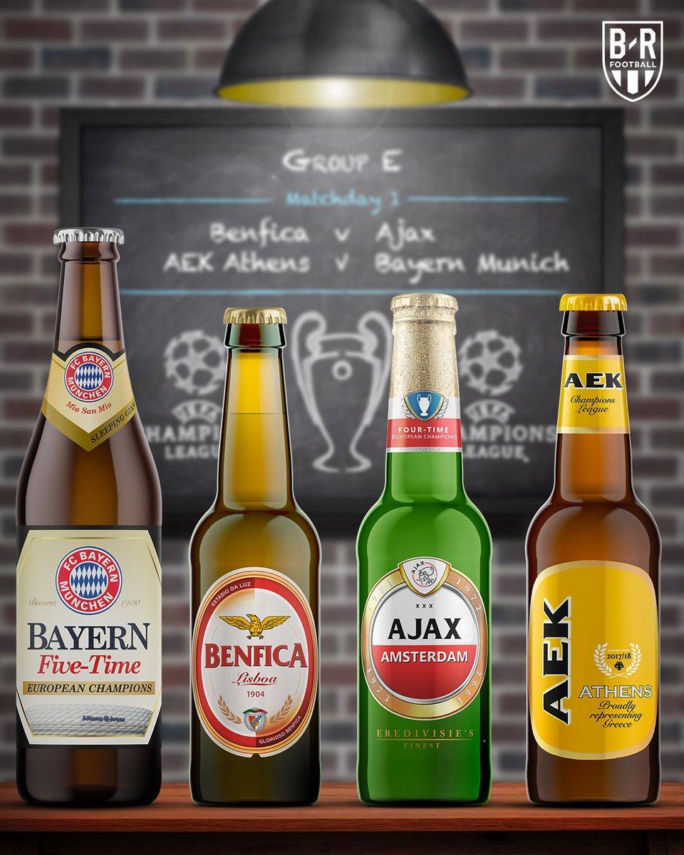 Champions League 2018/19 | Group E Dl3QZKeXoAAmvcz