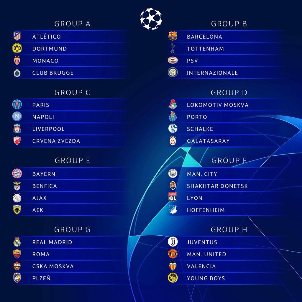[HILO ÚNICO] Liga de Campeones de la UEFA 2018-19 Dl3QnFpX4AA9Iaf