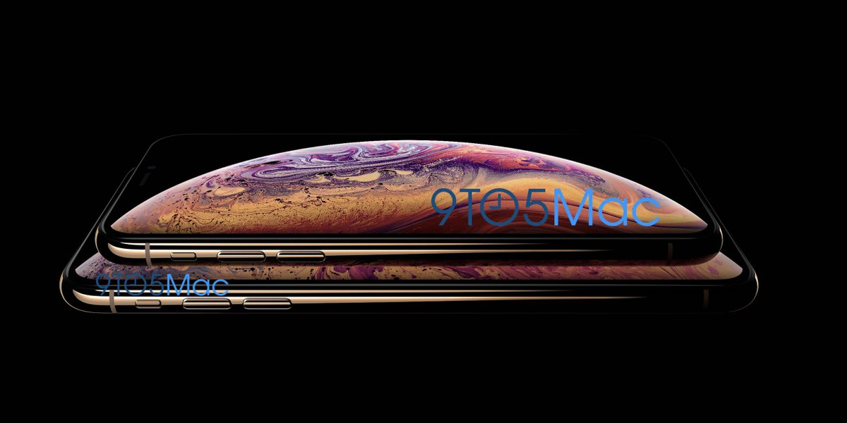 Exclusive: This is 'iPhone XS' — design, larger version, and gold colors confirmed https://t.co/XfGJODq7Vm by @_inside