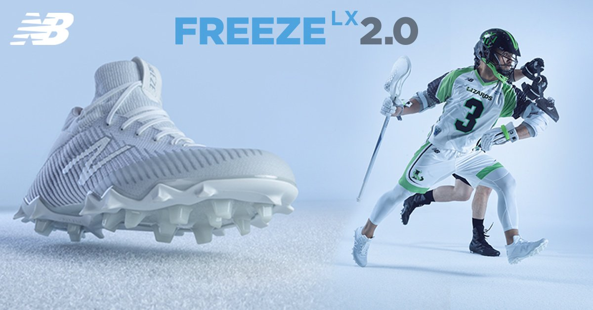 new balance freeze lx cleats