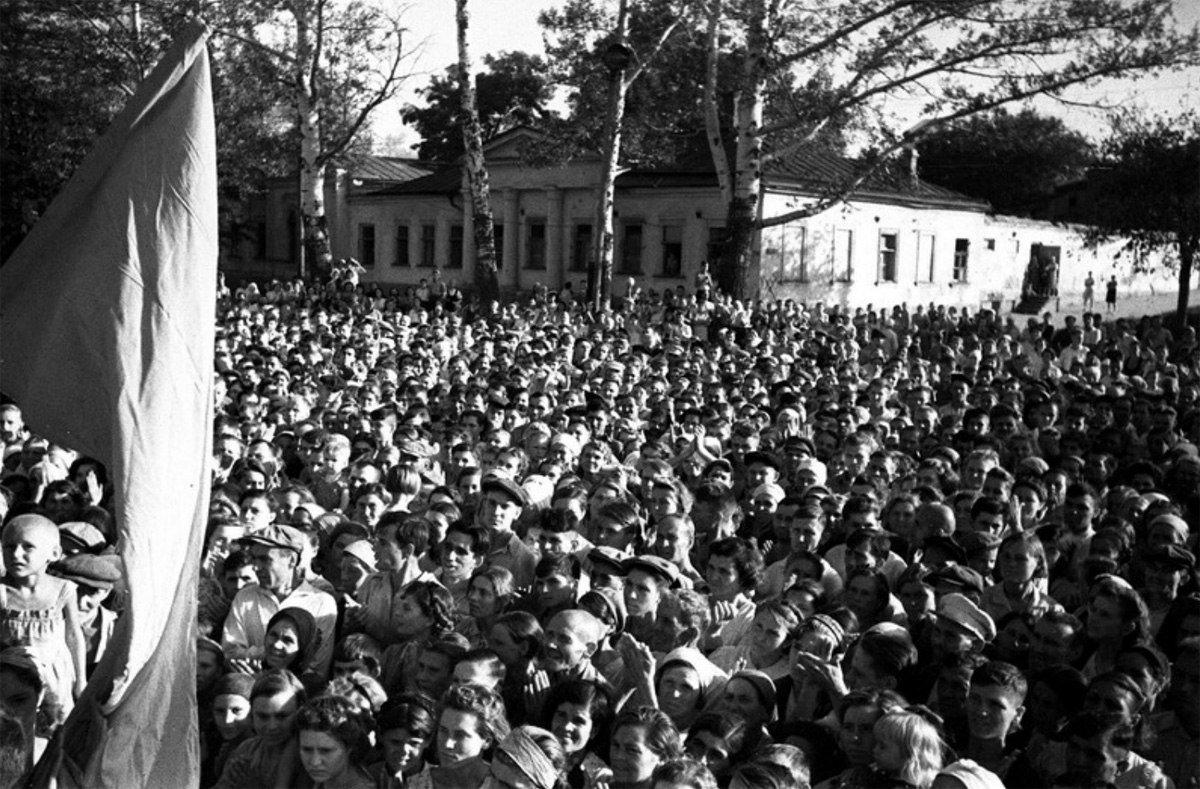 Фотографии ветеранов вов ярковского района сильные