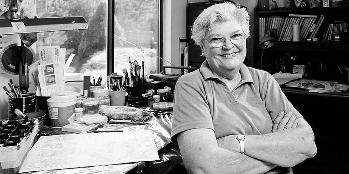 Legendary @Marvel artist Marie Severin never got her due, died on Thurs. She co-created Spider-Woman & worked on Hulk,  & s@DrStrangeo many more. So why don't more fans know about her prolific legacy in ? Read m#comicsy  comment@CNETary on Severin here: https://t.co/a0ONKZZhXB