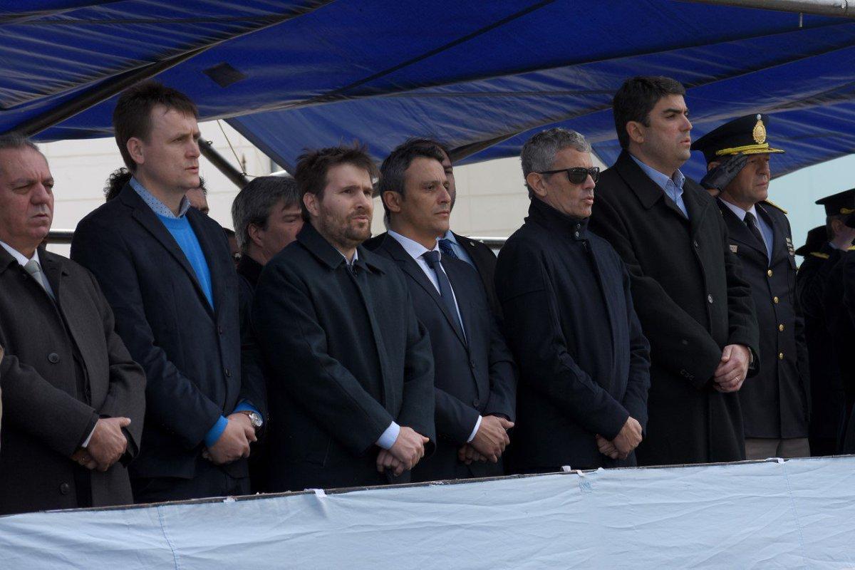 Santa Rosa | Fernández presidió el acto central por el 132° Aniversario de la Policía de La Pampa