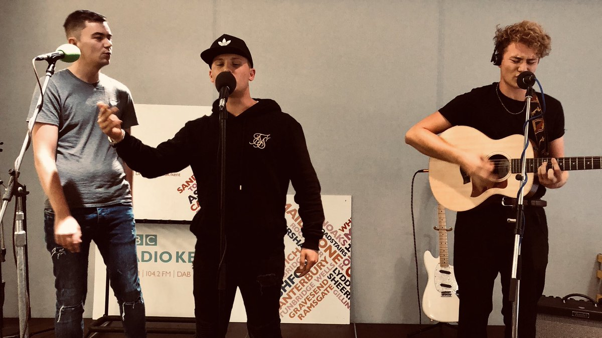 Tiny K Matt Wills Dominic King And Casey Heyburn