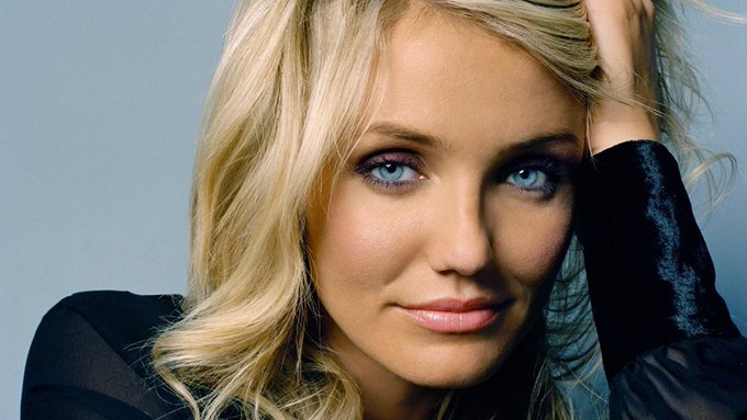 Happy 46th Birthday, Cameron Diaz!