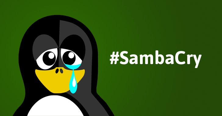 SambaCry is back Hackers can Access to Thousands of Linux PCs Remotely https://t.co/u89OqWvgOZ https://t.co/vLUjvQn7Om