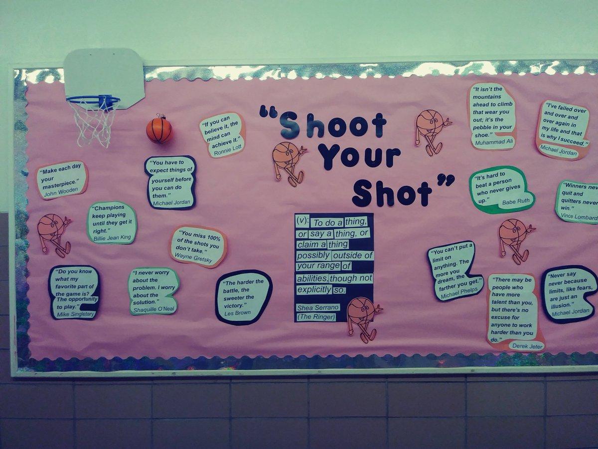 barbara on twitter start of school inspirational bulletin board at