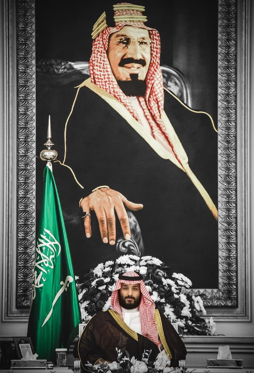 صور الأمير محمد بن سلمان Sur Twitter الله يحفظك