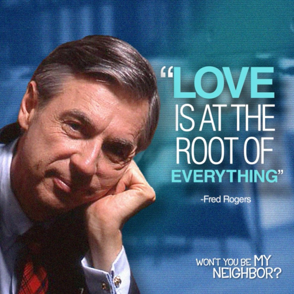 Learn more about Mister Rogers' messages of love. #WontYouBeMyNeighbor pluggedin.com/movie-reviews/…