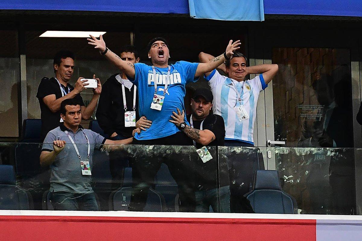 Maradona encontró al autor de los audios sobre su muerte