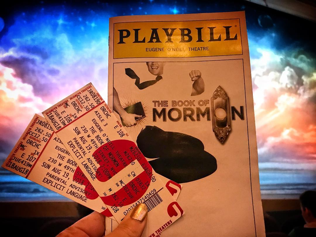 THE BOOK OF MORMON on Twitter: