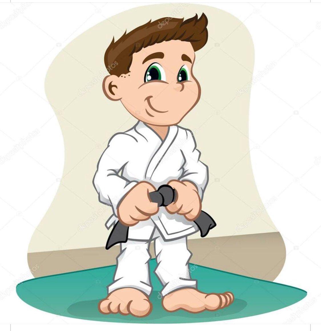 Дзюдо в картинках для детей