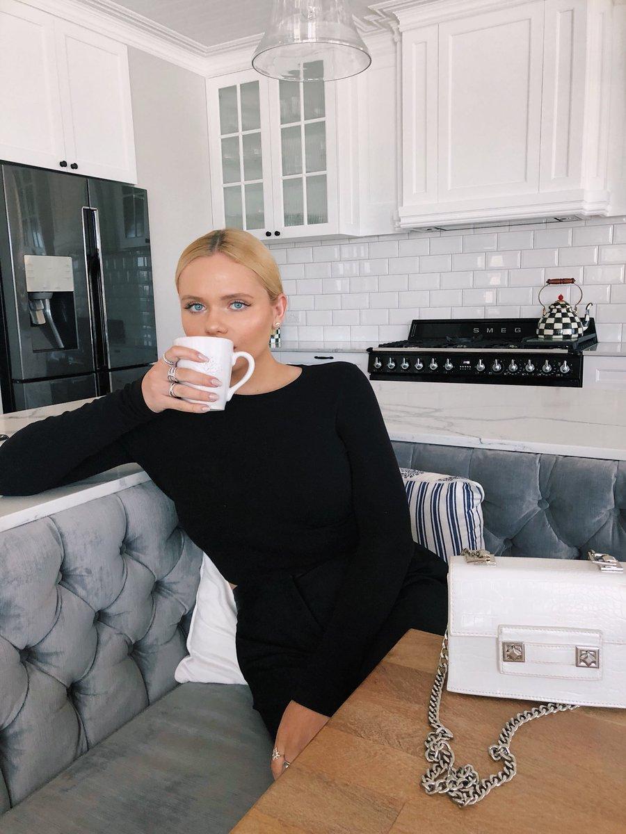 Alli Simpson  - drink coffee twitter @allisimpson