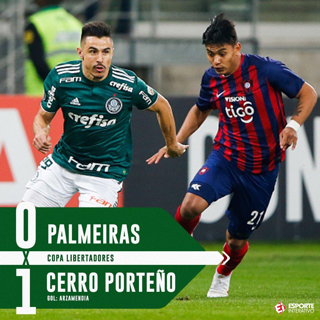 191966ed92884 FIM DE JOGO! O Palmeiras se garante nas quartas de final da Copa  Libertadores!