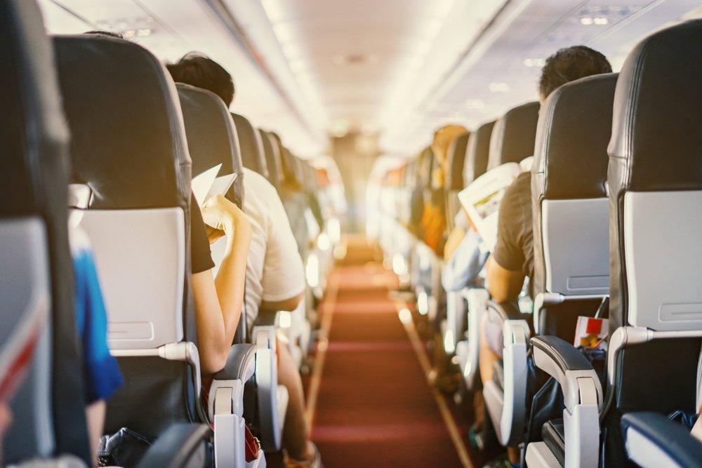 Resultado de imagen para low cost airlines seat