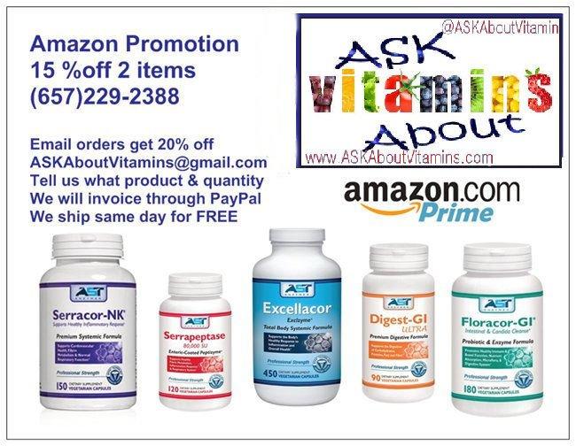 Serrapeptase Hashtag On Twitter - Free invoices vitamin store online