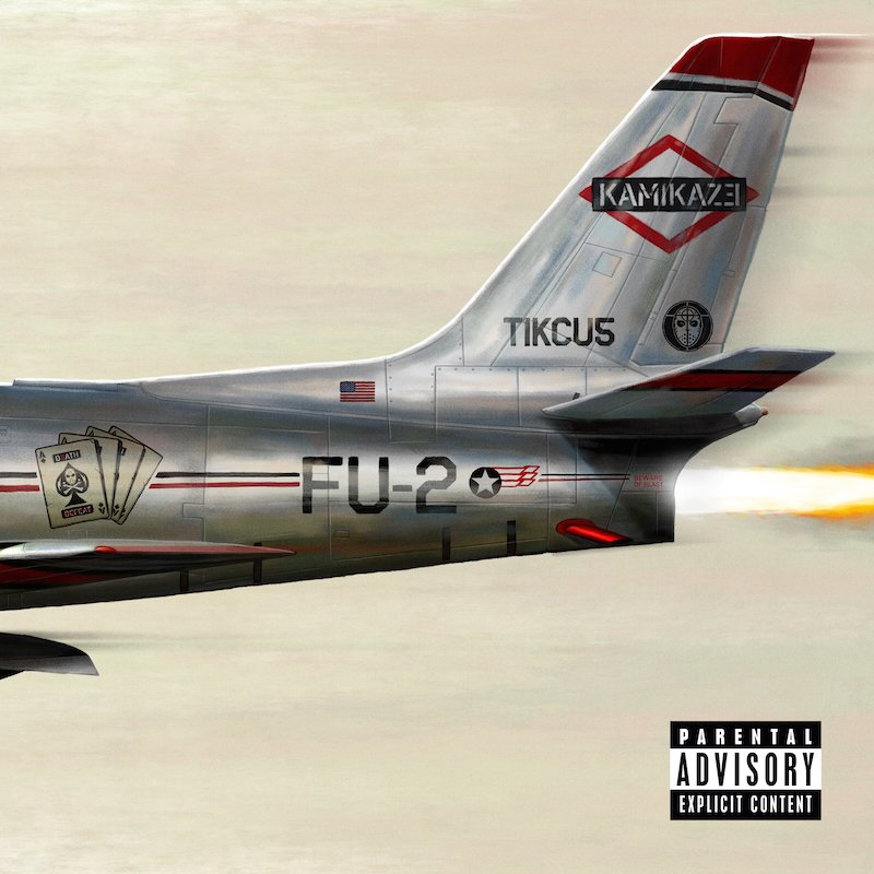 Tried not 2 overthink this 1... enjoy. ��  #KAMIKAZE Out Now - https://t.co/ANw73KbwMt https://t.co/qfQoTYBTUy