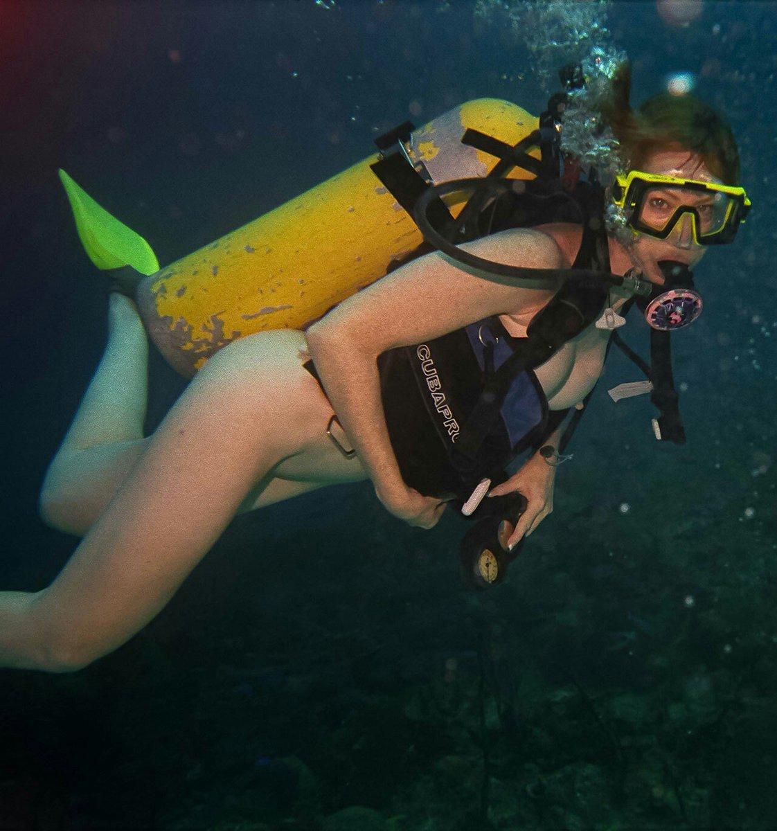 подводное эротическое плавание - 5