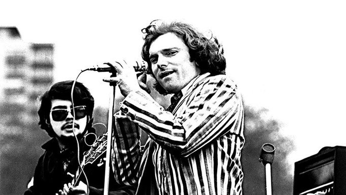 Happy birthday to Northern Irish singer, songwriter and musician Van Morrison, born on this day in 1945.