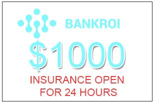 Image for BANK ROI Insurance OPEN!