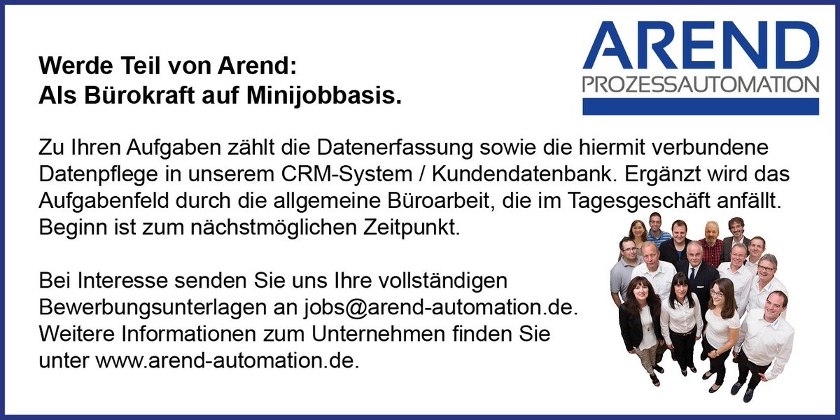 AREND Automation (@ARENDAutomation) | Twitter