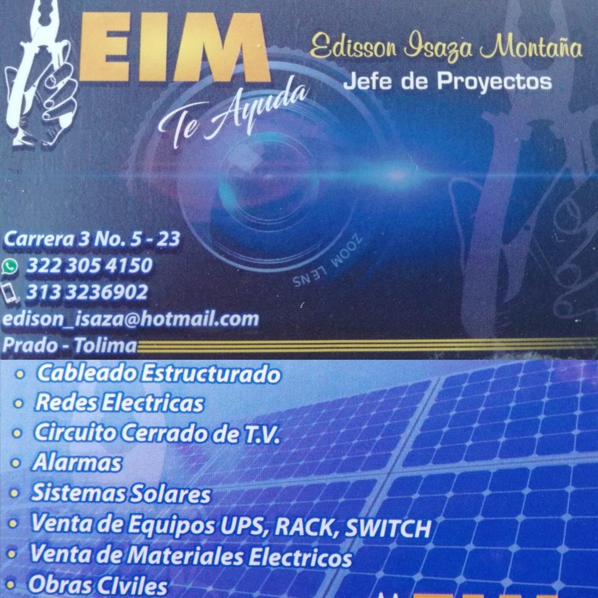 Circuito Ups : Edisson isaza @edisson69763724 twitter