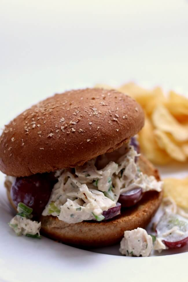 New post (Instant Pot/Slow Cooker Chicken Salad) has been published on Cook Recipe Land - https://t.co/D3T8op1fqi https://t.co/R20QoKuHMm