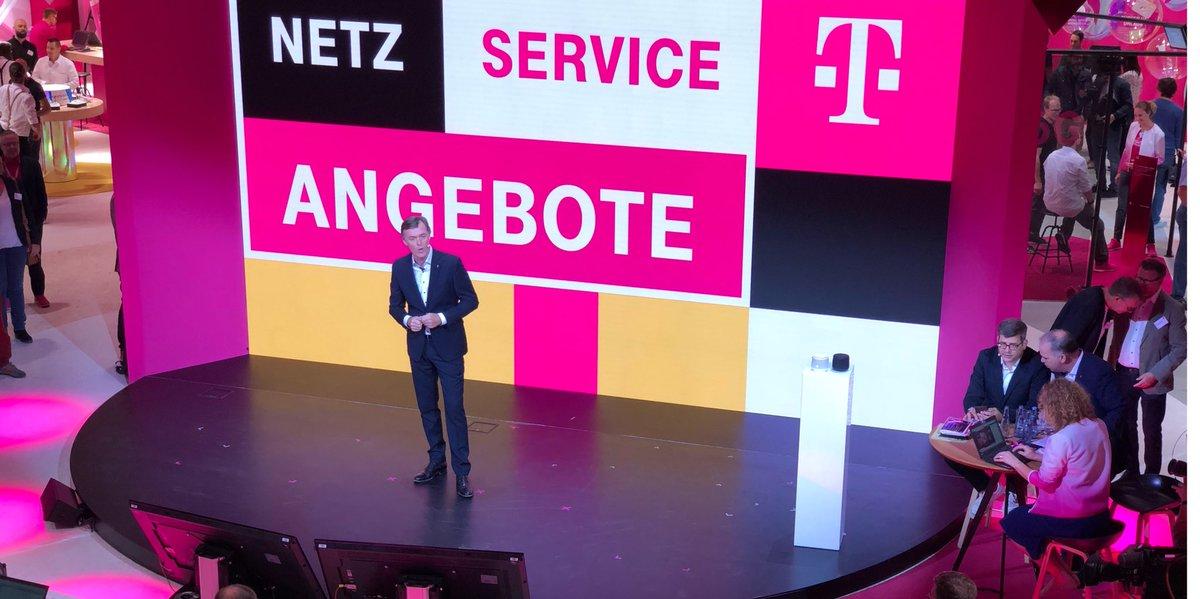 Deutsche Telekom Ag On Twitter Für Ein Leistungsstarkes