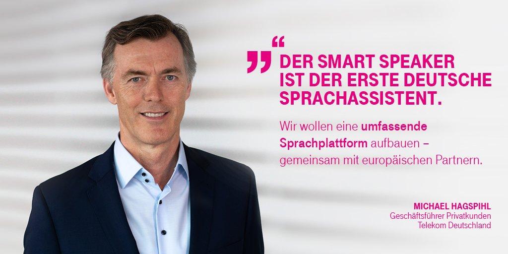 Deutsche Telekom Ag On Twitter Hallo Magenta Der Erste Deutsche