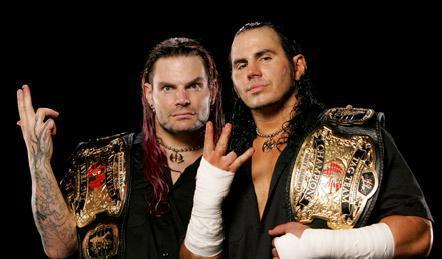 Happy Birthday to my favorite wrestlers of all time Jeff Hardy
