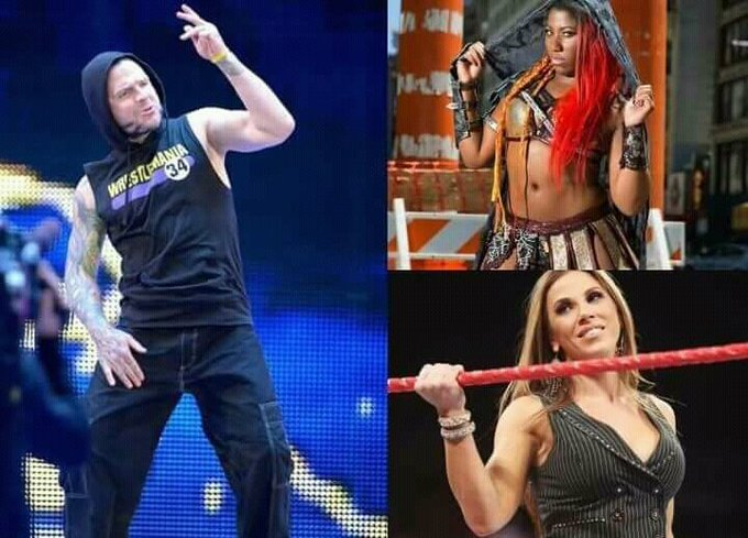 Happy 30th Birthday to Ember Moon  Happy 39th Birthday to Mickie James Happy 41th Birthday to Jeff Hardy