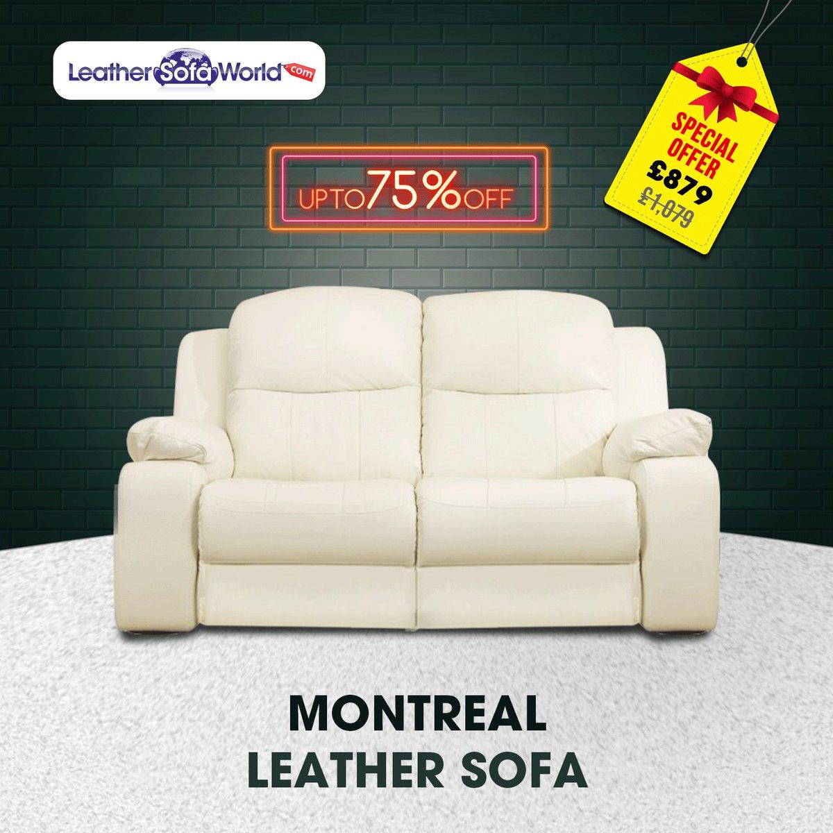 Leather Sofa World on Twitter: \