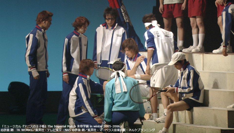 """""""テニミュ""""15周年記念! ミュージカル『テニスの王子様』1stシーズン WOWOW にて放送中 1"""